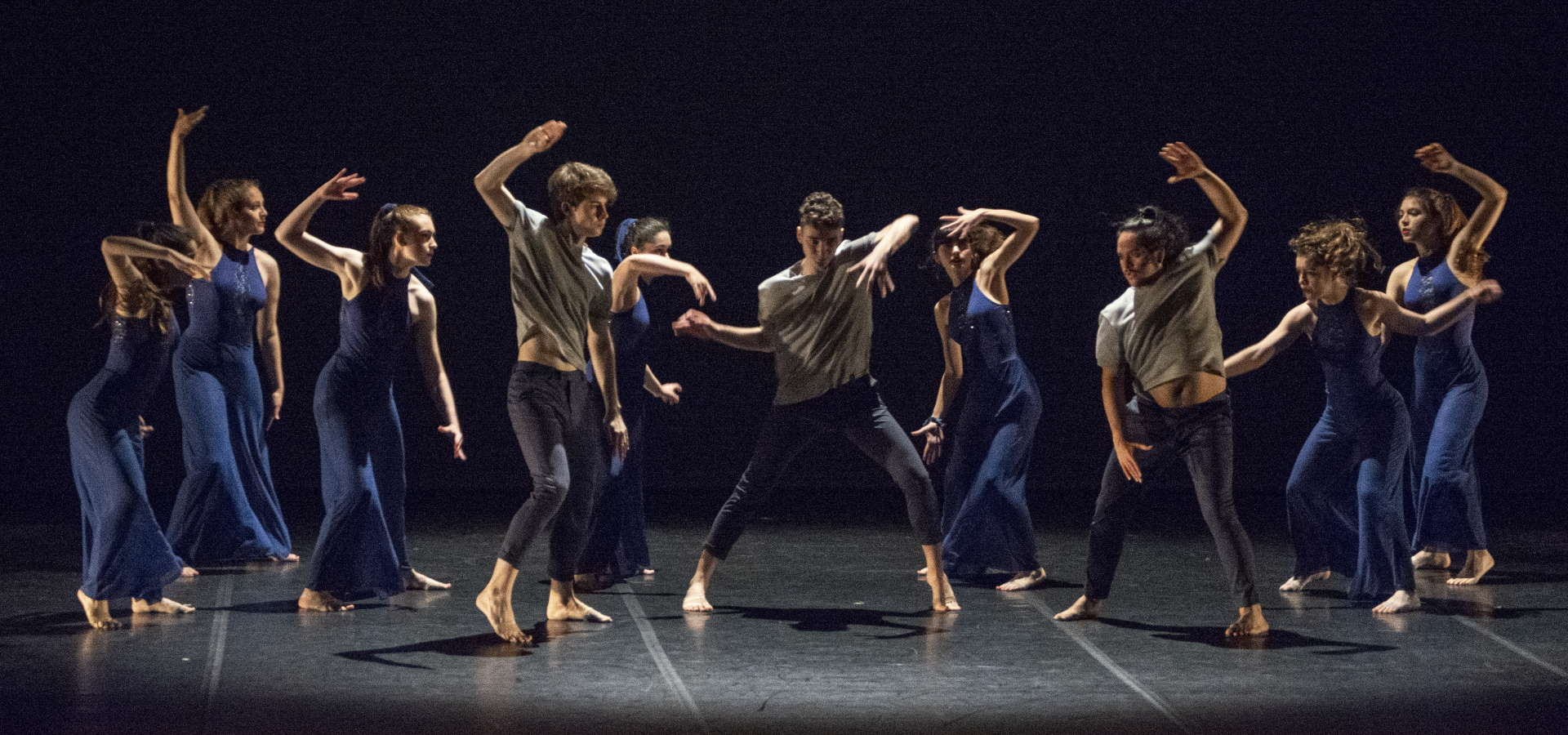 Clases Danza Contemporánea Ourense - COPPELIA Escuela Danza Nati Fleta