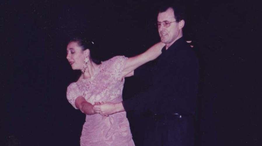 clases de bailes de salón en Ourense - Nati Fleta