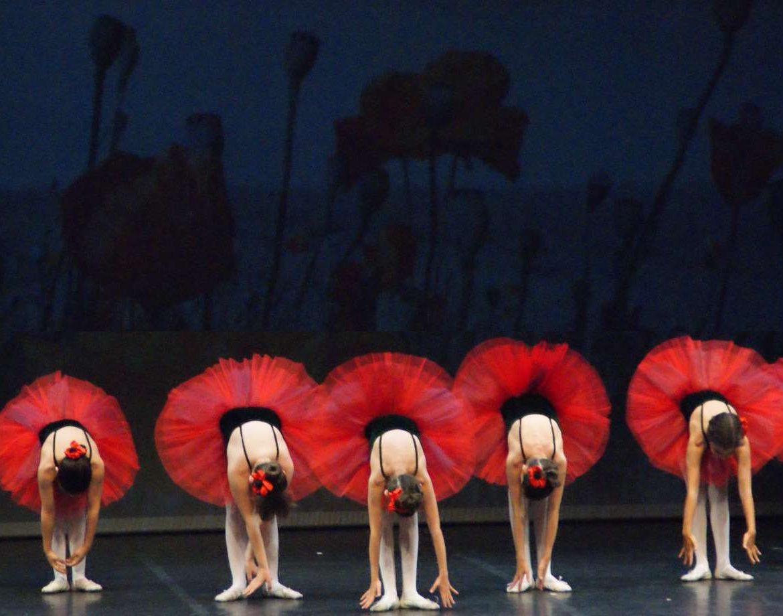 Pre ballet Música y movimiento Escuela Danza Nati Fleta - Coppelia Ourense